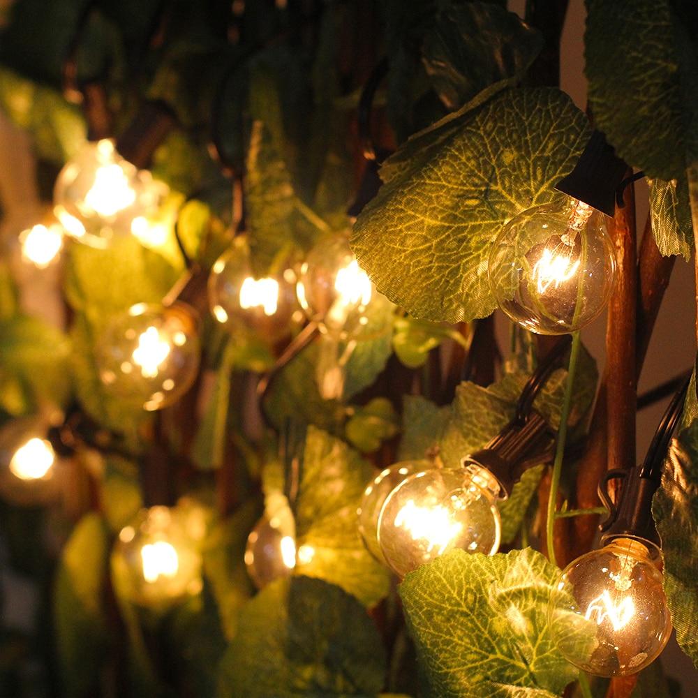 G40 Christmas Vintage Bulbs 25 pcs Set